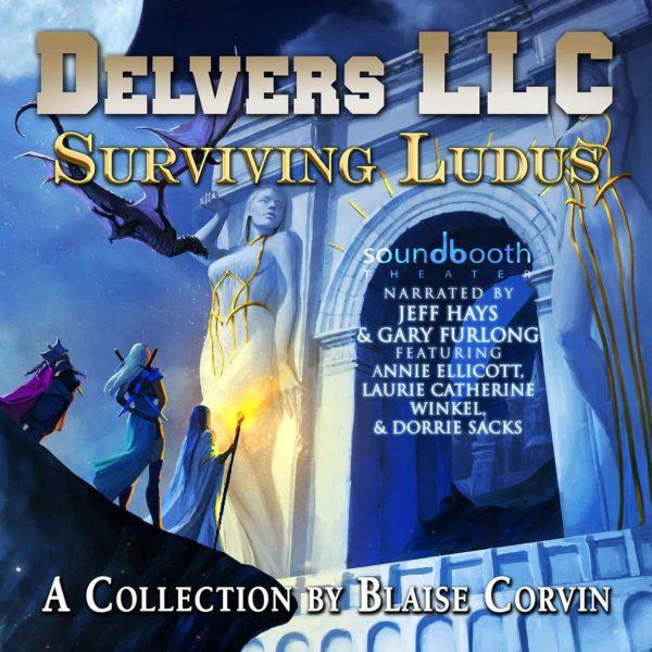 artwork from delvers llc surviving ludus